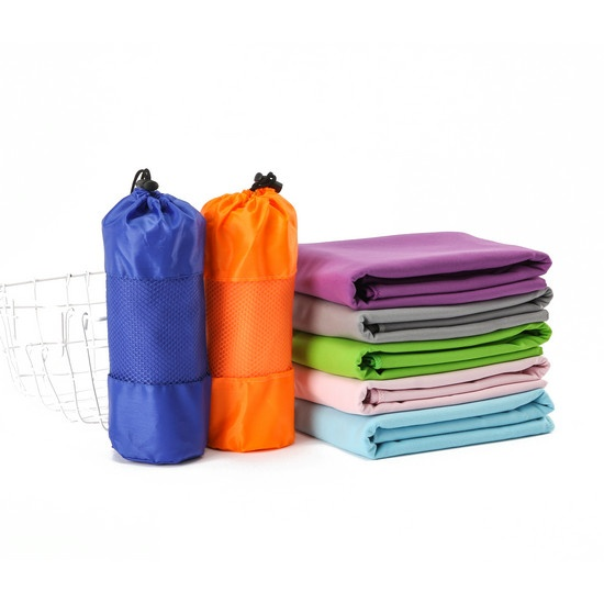 Outdoor suede towel microfiber travel towels