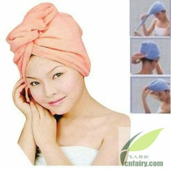 Hair Drying caps/Hair Turban for Women