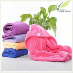 Hair Turban/Bath towels set